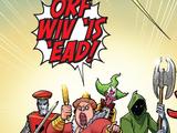 Crazy Gang (Earth-616)
