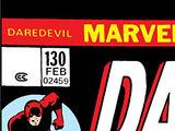 Daredevil Vol 1 130