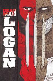 Dead Man Logan Vol 1 6 Textless