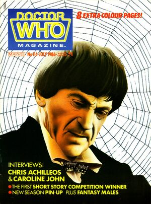 Doctor Who Magazine Vol 1 114
