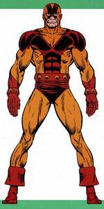 Erik Josten (Earth-616) from Official Handbook of the Marvel Universe Master Edition Vol 1 12 001