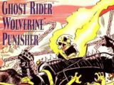 Ghost Rider/Wolverine/Punisher: Hearts of Darkness Vol 1 1