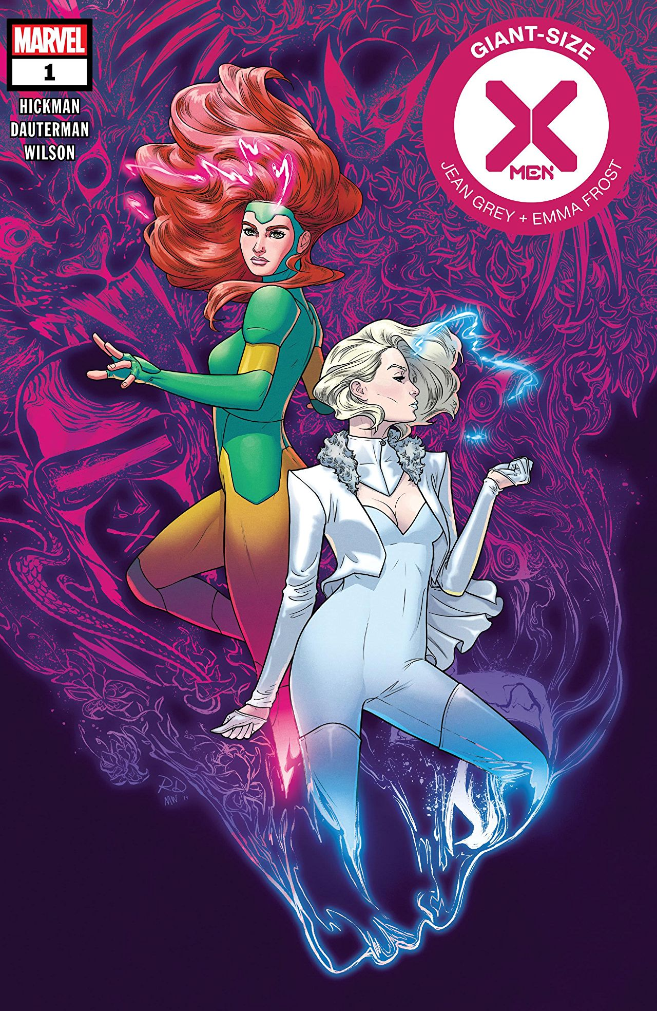 Giant-Size X-Men: Jean Grey and Emma Frost Vol.1