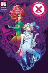 Giant-Size X-Men: Jean Grey and Emma Frost Vol 1 1