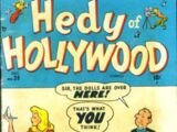 Hedy of Hollywood Comics Vol 1 39
