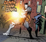 Hive (Poisons) (Earth-17952) Members-Poison Punisher from Venomized Vol 1 1 001