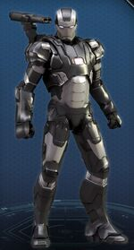 James Rhodes (Earth-TRN258) from Marvel Heroes (video game) 001