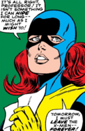Jean Grey (Earth-616) from X-Men Vol 1 23 0001