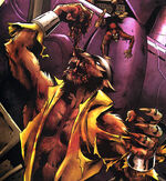 Luke Cage (Earth-7085) from Marvel Zombies Vs Army of Darkness Vol 1 5 001