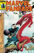 Marvel Fanfare Vol 1 35