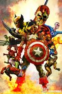 Marvel Zombies 2 Vol 1 1 Textless