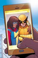 Ms. Marvel Vol 3 7 Textless