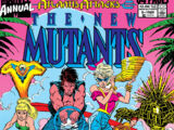 New Mutants Annual Vol 1 5