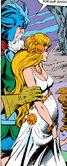 Odin Borson (Earth-616) and Gaea (Earth-616) from Thor Annual Vol 1 11 0002