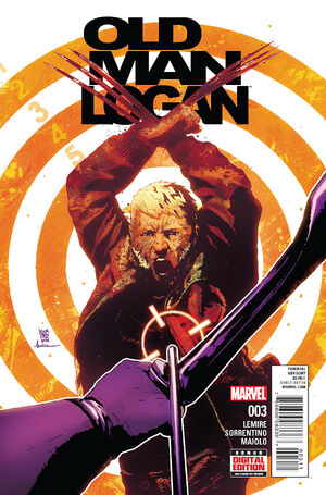 Old Man Logan Vol 2 3