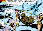 Pandorians (Earth-616) from Ka-Zar the Savage Vol 1 1 002