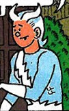 Pietro Maximoff (Earth-77640) from Marvel Age Vol 1 133 0001