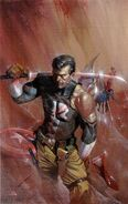Punisher Kills the Marvel Universe Vol 1 1 Museum Edition Textless