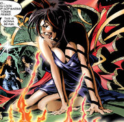 Satana Hellstrom (Earth-616) from Witches Vol 1 1 0001