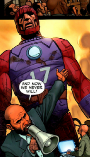 Sentinel 17 (Earth-616) from X-Men Schism Vol 1 2 0001