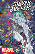 Silver Surfer Vol 8 1 Textless