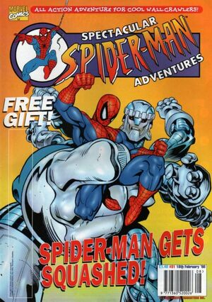 Spectacular Spider-Man (UK) Vol 1 031