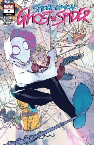 Spider-Gwen Ghost-Spider Vol 1 7