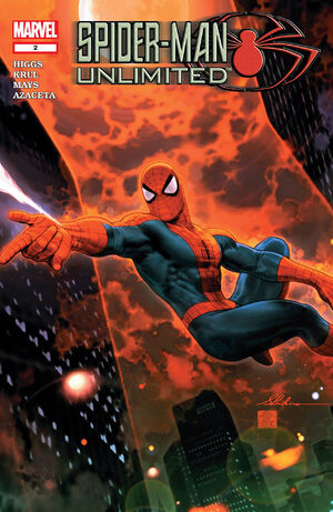 Spider-Man Unlimited Vol 3 2