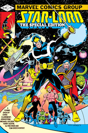 Star-Lord Special Edition Vol 1 1