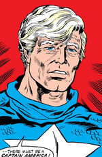 Steven Rogers, Sr. (Earth-8342) from What If? Vol 1 38 0001