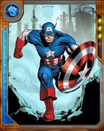 Steven Rogers (Earth-616) from Marvel War of Heroes 008
