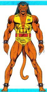 Talon (Earth-691) from Official Handbook of the Marvel Universe Master Edition Vol 1 29 0001