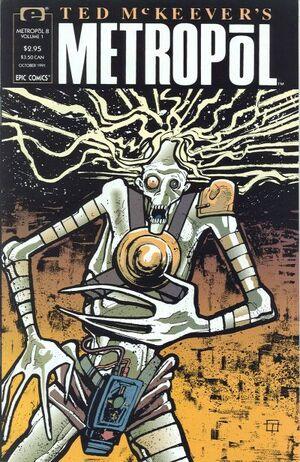 Ted McKeever's Metropol Vol 1 8