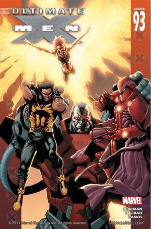 Ultimate X-Men Vol 1 93