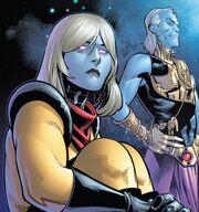 Va Nee Gast (Earth-616) and En Dwi Gast (Earth-616) from Avengers Vol 1 684 001