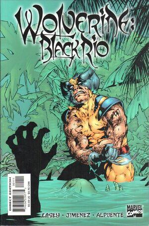 Wolverine Black Rio Vol 1 1
