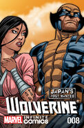 Wolverine Japan's Most Wanted Infinite Comic Vol 1 8