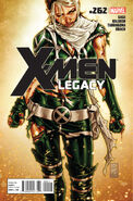 X-Men Legacy Vol 1 262