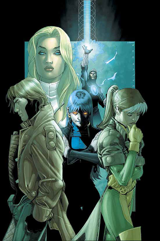 X-Men Vol 2 171 Textless