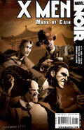 X Men Noir Mark of Cain Vol 1 1