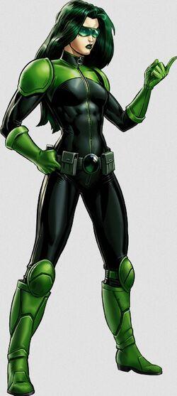 Abigail Brand (Earth-12131) from Marvel Avengers Alliance Tactics 0001