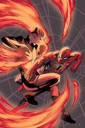 All-New Inhumans Vol 1 3 Anka Variant Textless