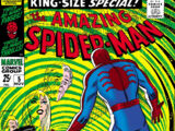 Amazing Spider-Man Annual Vol 1 5