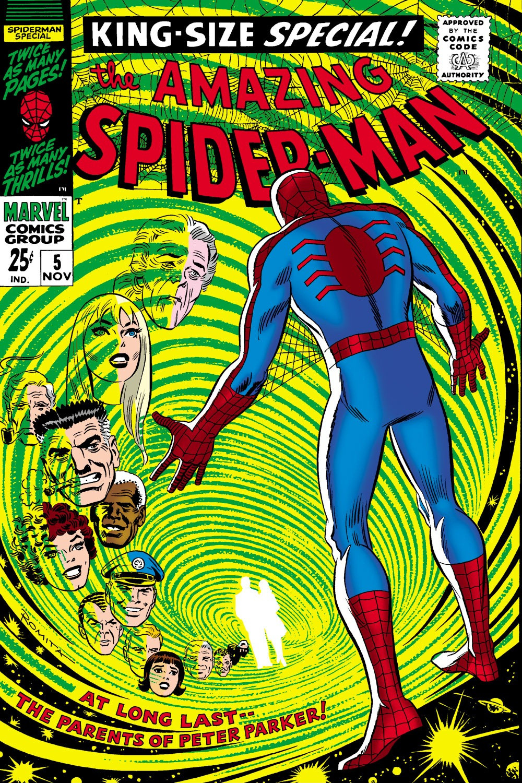 Amazing Spider-Man Annual Vol 1 5