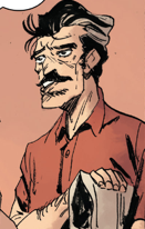 Armand (Barista) (Earth-616) from Civil War II Kingpin Vol 1 1 001