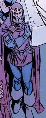 Arthur Pendragon (Earth-9997) from Universe X Vol 1 2 0001
