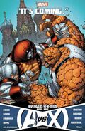 AvX Colossus vs. Thing