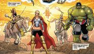 Avengers (Earth-14412) from King Thor Vol 1 4 001