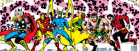 Avengers (Earth-82432) from What If? Vol 1 32 0001