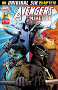 Avengers Universe (UK) Vol 1 15
